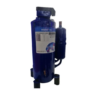 Compressor Specialised for CRAC