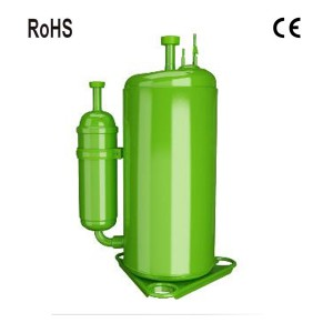 GMCC Héjo Refrigerant usaha Rotary Air Conditioning Compressor R32 DC Inverter Single Silinder