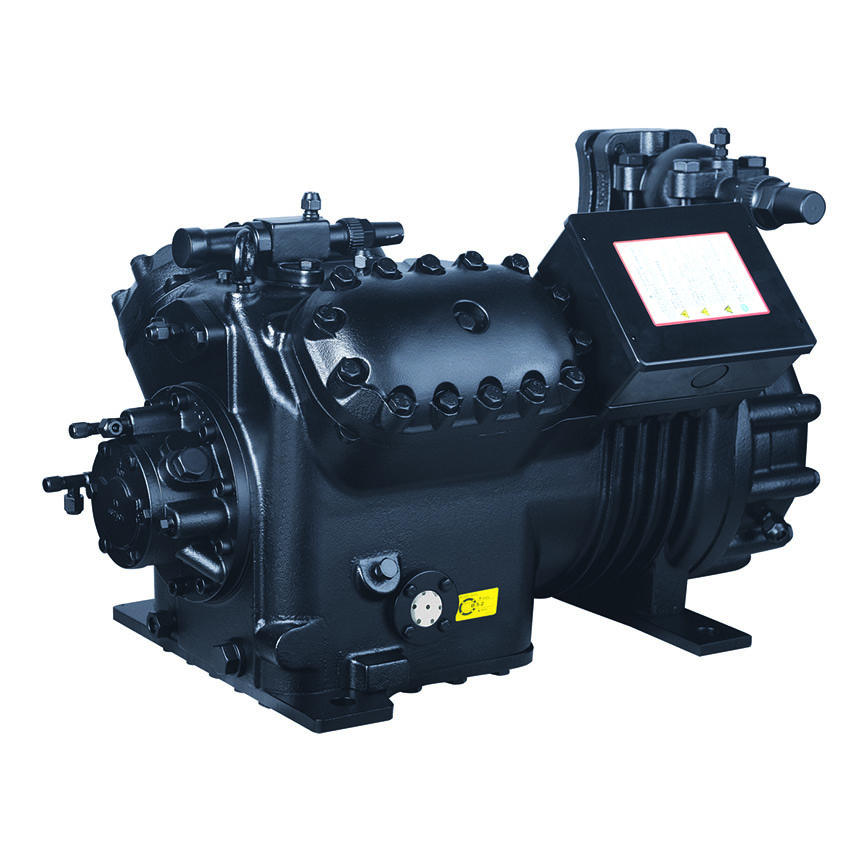 SEMI-HERMETIC RECIPROCATING COMPRESSOR R22 R404A R134A R507A 4S151D-4S301G Featured Image