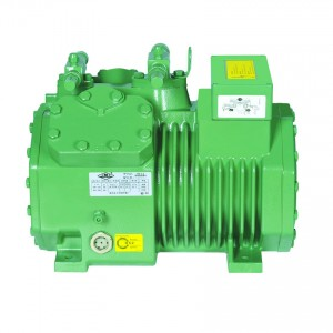 COMPRESSOR RECIPROCATING semi-HERMETIC R22 R404A R134A R507A 4YD-3.2