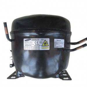 Reciprocating compressor R600a L / MBP AC 200-220V ~ 50Hz, 220V ~ 60Hz