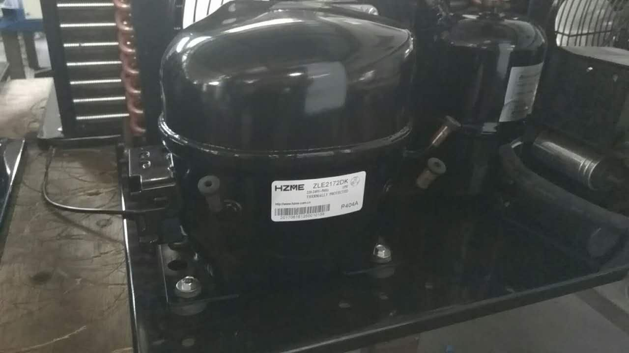 we provide a  large range of compressors for our customers