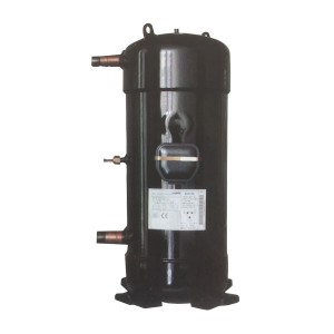 Sanyo Scroll Compressor Internal High Pressure Design R410A(50HZ 380-415V/60HZ 440-460V)