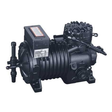 SEMI-HERMETIC RECIPROCATING COMPRESSOR R22 R404A R134A R507A BFS